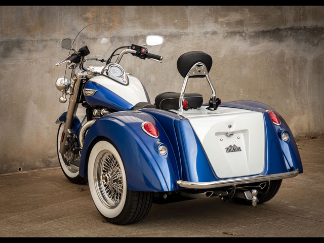 2020 Motor Trike Thunderbird LT in Winchester, Tennessee - Photo 4