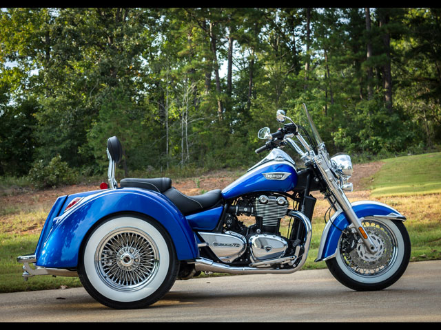 2020 Motor Trike Thunderbird LT in Sumter, South Carolina - Photo 5