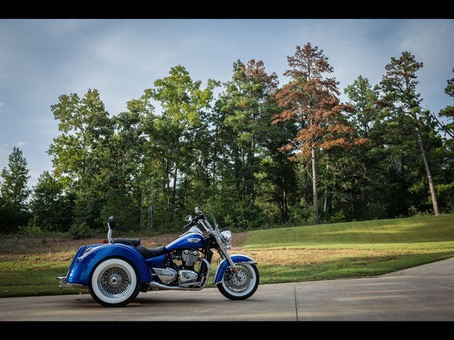 2020 Motor Trike Thunderbird LT in Sumter, South Carolina - Photo 7