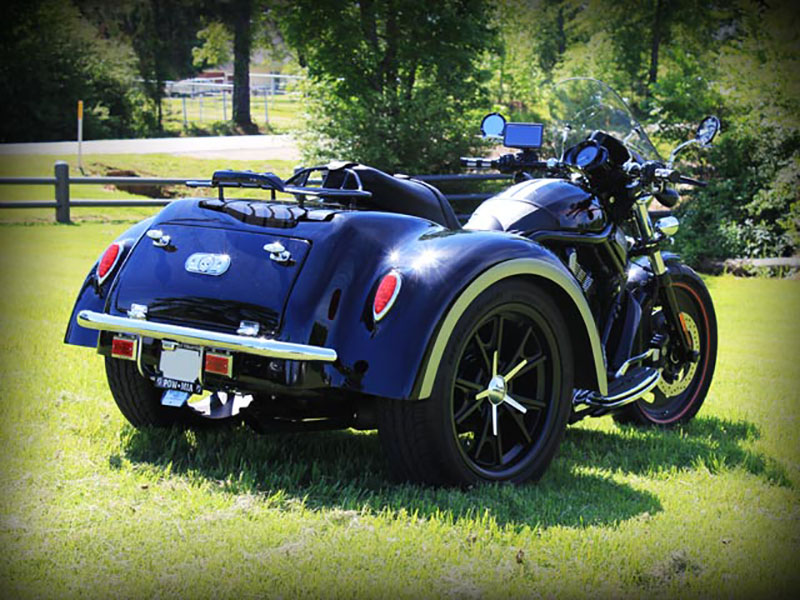 2020 Motor Trike V-Rod Coupe in Sumter, South Carolina - Photo 9