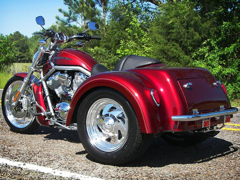 2020 Motor Trike V-Rod Coupe in Sumter, South Carolina - Photo 5