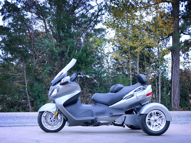2021 Motor Trike Breeze in Tyler, Texas - Photo 7