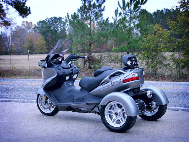 2021 Motor Trike Breeze in Tyler, Texas - Photo 8