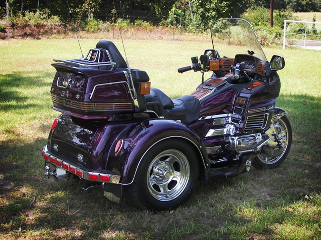 2021 Motor Trike Coupe in Pasco, Washington - Photo 4