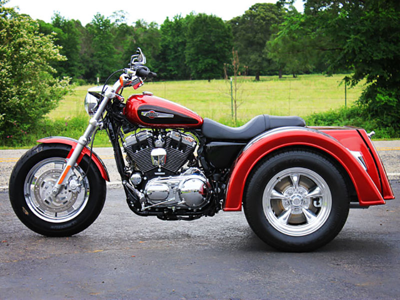 2021 Motor Trike GTX-Sportster in Pasco, Washington - Photo 3