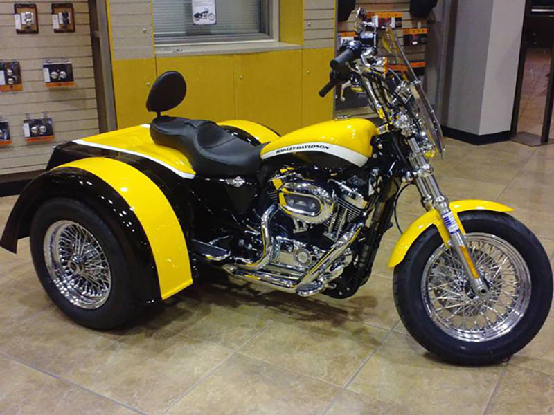 2021 Motor Trike GTX-Sportster in Pasco, Washington - Photo 2