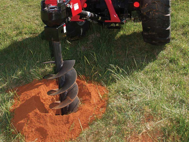 2015 Massey Ferguson RD900 9 in  Augers / Post Hole Diggers