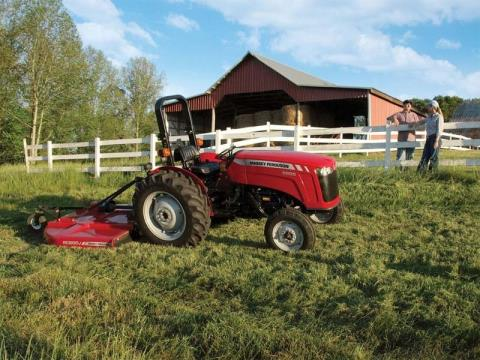 2015 Massey Ferguson RC48 Medium-Duty in Hazlehurst, Georgia