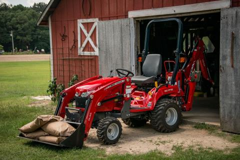 2016 Massey Ferguson GC1705 in Elizabethton, Tennessee