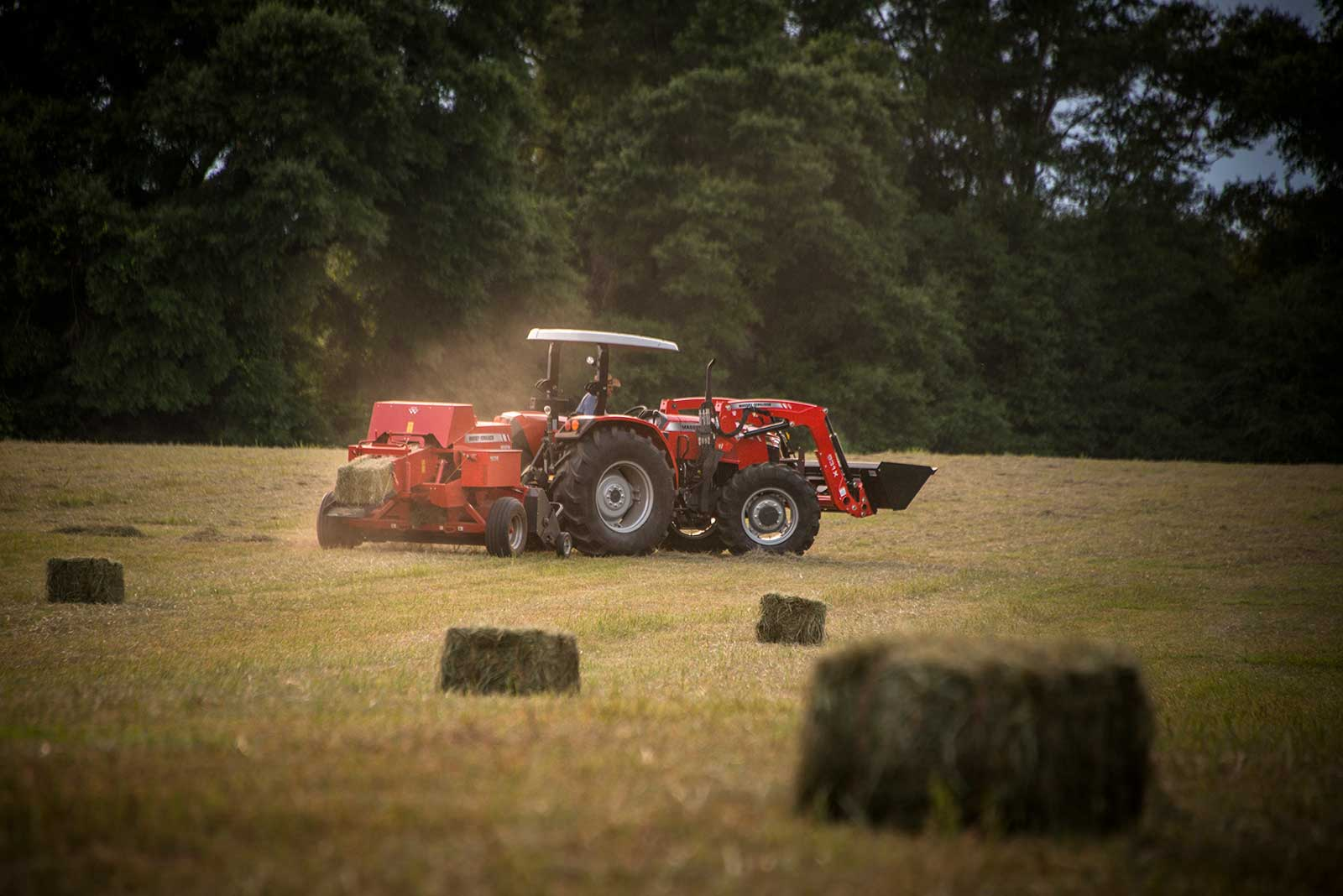 2018 Massey Ferguson MF1840 in Hazlehurst, Georgia