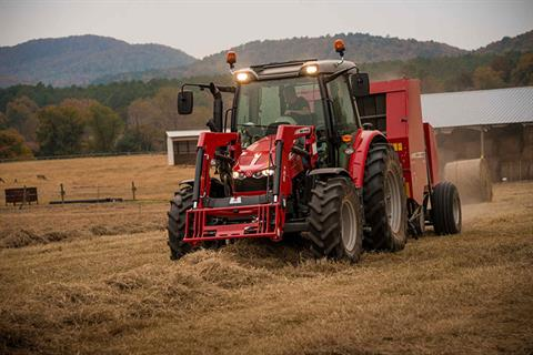 2018 Massey Ferguson 1745 Round Baler in Warren, Arkansas