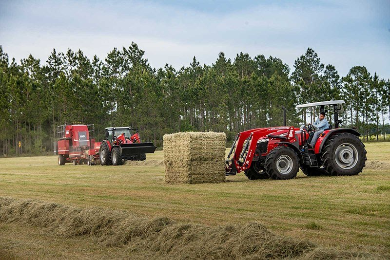 2018 Massey Ferguson 1844N in Hazlehurst, Georgia - Photo 9