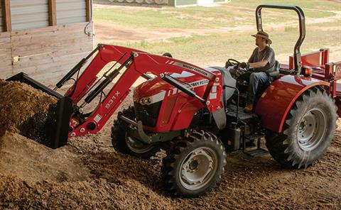 2018 Massey Ferguson 4610LP (Low Profile) in Hazlehurst, Georgia