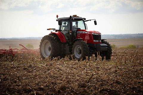 2018 Massey Ferguson 7614 Row Crop Tractor in Hazlehurst, Georgia