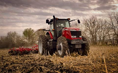 2018 Massey Ferguson 8660 Row Crop Tractor in Warren, Arkansas