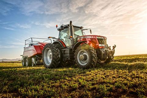 2018 Massey Ferguson 8727 Row Crop Tractor in Warren, Arkansas