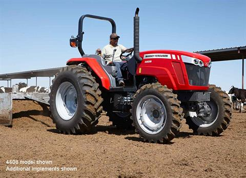2018 Massey Ferguson 4610LP (Low Profile) in Warren, Arkansas