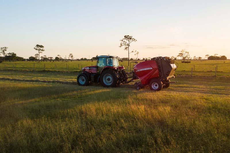 2019 Massey Ferguson RB4160V in Hazlehurst, Georgia - Photo 4