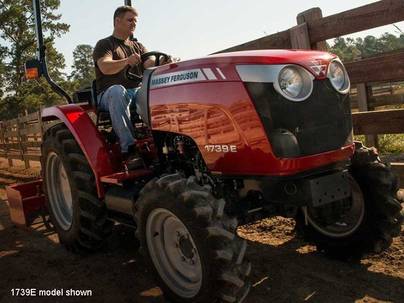 2018 Massey Ferguson 1726E in Hazlehurst, Georgia - Photo 1