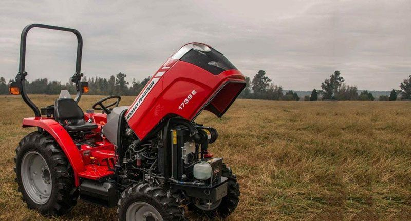 2019 Massey Ferguson 1734E HST in Warren, Arkansas - Photo 3