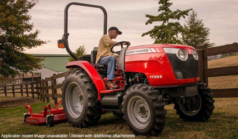 2019 Massey Ferguson 1734E HST in Ponderay, Idaho - Photo 1