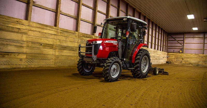 2019 Massey Ferguson 1735M Shuttle in Warren, Arkansas - Photo 9