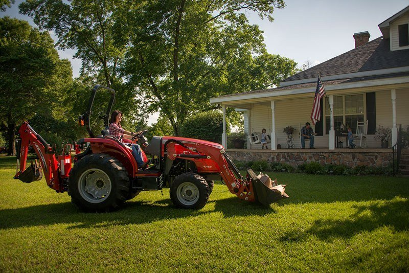 2019 Massey Ferguson 1736 Shuttle ROPS in Warren, Arkansas - Photo 3