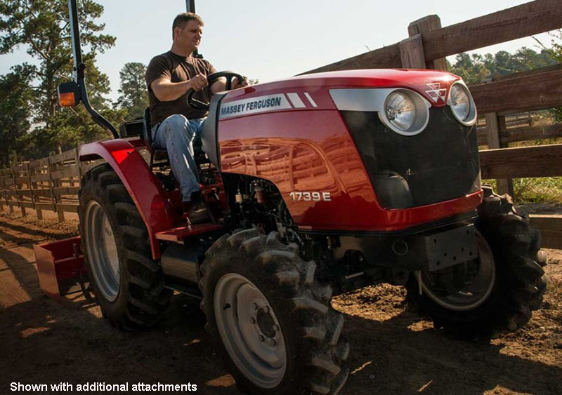 2019 Massey Ferguson 1739E Gear in Hazlehurst, Georgia