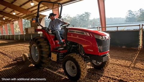 2019 Massey Ferguson 1742 HST ROPS in Warren, Arkansas