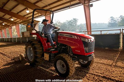 2019 Massey Ferguson 1749 Shuttle ROPS in Warren, Arkansas