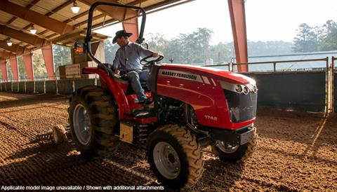 2019 Massey Ferguson 1754 Shuttle ROPS in Warren, Arkansas