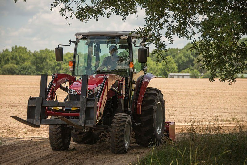 2019 Massey Ferguson 1758 HST Cab in Warren, Arkansas - Photo 6