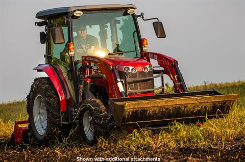 2019 Massey Ferguson 1760M Shuttle in Warren, Arkansas