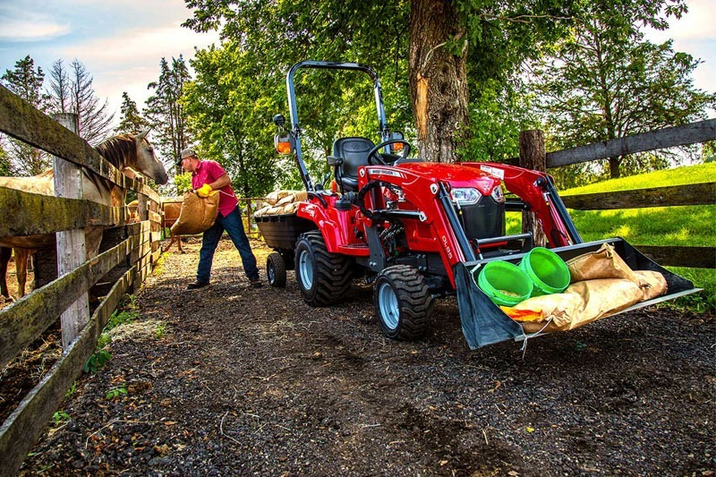 2019 Massey Ferguson MFGC1723E in Ponderay, Idaho - Photo 2