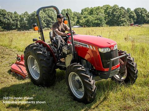 2018 Massey Ferguson 2605H in Warren, Arkansas