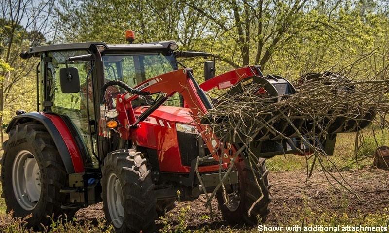 2019 Massey Ferguson 4707 4WD Deluxe Cab Tractors Hazlehurst