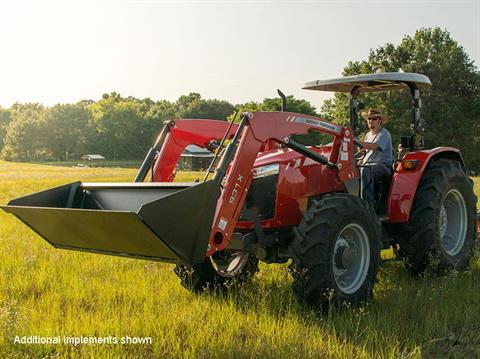 2018 Massey Ferguson 4707 Deluxe in Warren, Arkansas