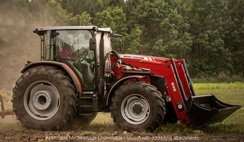 2019 Massey Ferguson 6712 Deluxe ROPS in Warren, Arkansas