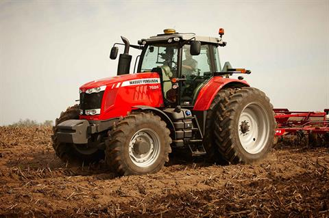 2019 Massey Ferguson 7615 Row Crop Tractor (Dyna-VT) in Warren, Arkansas - Photo 10