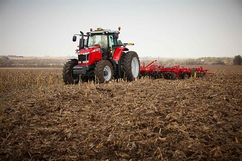 2019 Massey Ferguson 7620 Row Crop Tractor (Dyna-6) in Warren, Arkansas - Photo 5