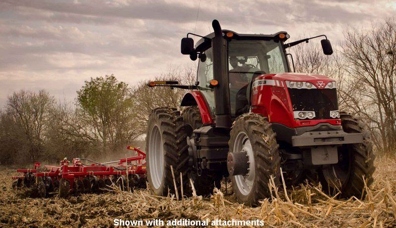 2019 Massey Ferguson 8650 Row Crop Tractor in Warren, Arkansas