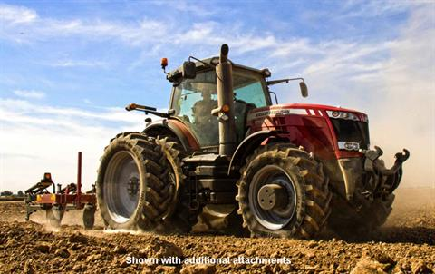 2019 Massey Ferguson 8727 Row Crop Tractor in Warren, Arkansas