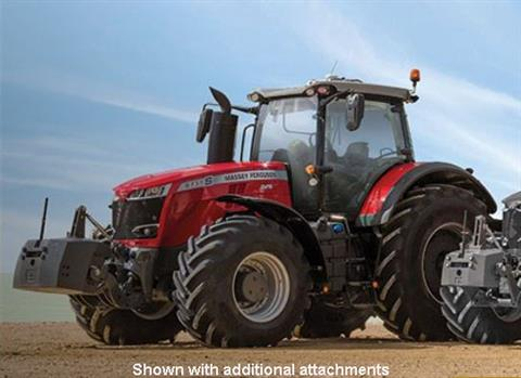 2019 Massey Ferguson 8727S Row Crop Tractor in Warren, Arkansas