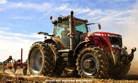 2019 Massey Ferguson 8737 Row Crop Tractor in Warren, Arkansas