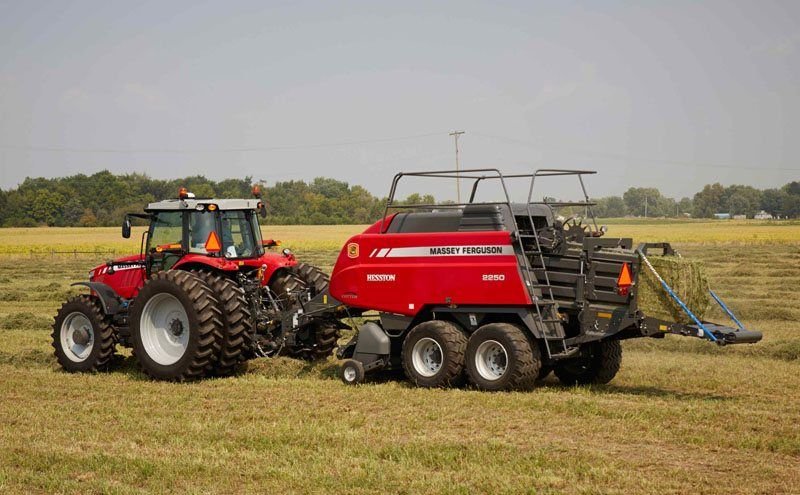 2020 Massey Ferguson 2250PC in Mansfield, Pennsylvania - Photo 9