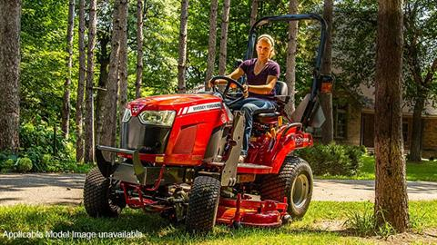 2020 Massey Ferguson 2326 Drive Over Deck in Mansfield, Pennsylvania