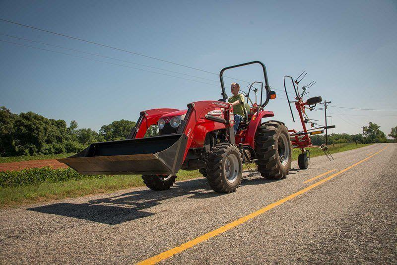 2020 Massey Ferguson TD1008TR-Hydro in Mansfield, Pennsylvania - Photo 2
