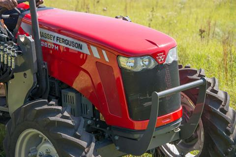 2020 Massey Ferguson 2604H 4WD in Hondo, Texas - Photo 2