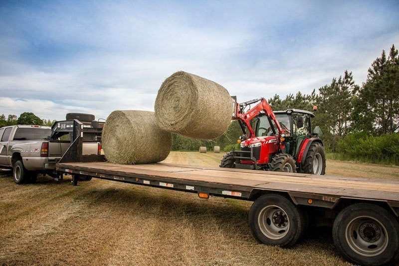 2020 Massey Ferguson 4708 2WD Deluxe ROPS in Hondo, Texas - Photo 2