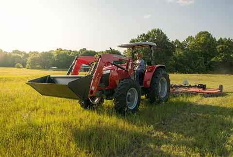 2020 Massey Ferguson 4708 2WD Deluxe ROPS in Hondo, Texas - Photo 10
